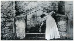 Fontaine La Goulette (Meudon 92)